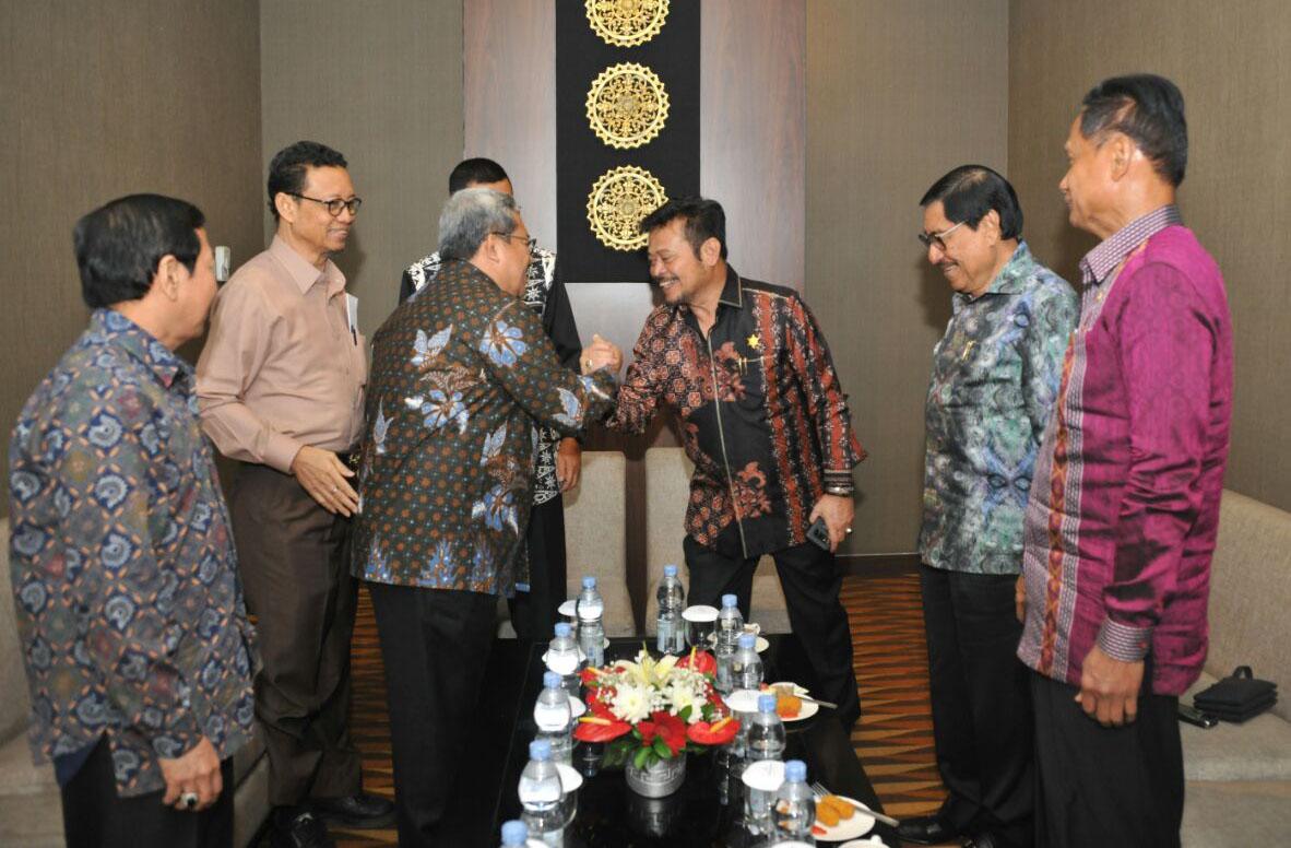 Gubernur Jawa Barat Ahmad Heryawan (Aher) mengikuti Workshop Asosiasi Pemerintah Provinsi (APPSI)