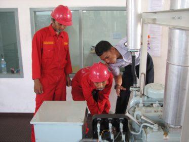 Metode pendidikan pada program studi Nautika di BP2IP Tangerang