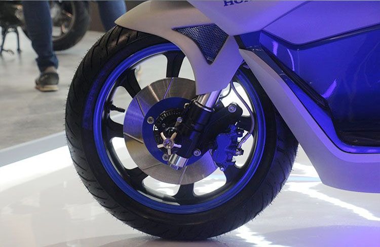 Modifikasi Honda PCX 2018