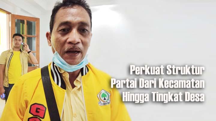 Erry Purwanto Kembali Jadi Ketua DPD Dalam Musda Golkar Kabupaten Tasikmalaya (2)