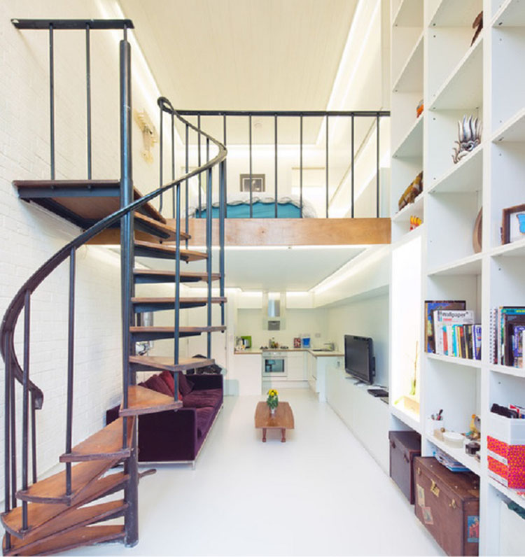 Fakta Desain Interior Mezzanine