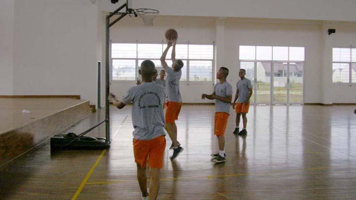 Fasilitas Olahraga Mewadahi Potensi Individu Taruna Poltekpel Banten