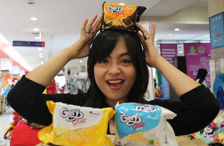 Garuda Food Meriahkan Lomba Kreativitas PC IGRA Bungursari