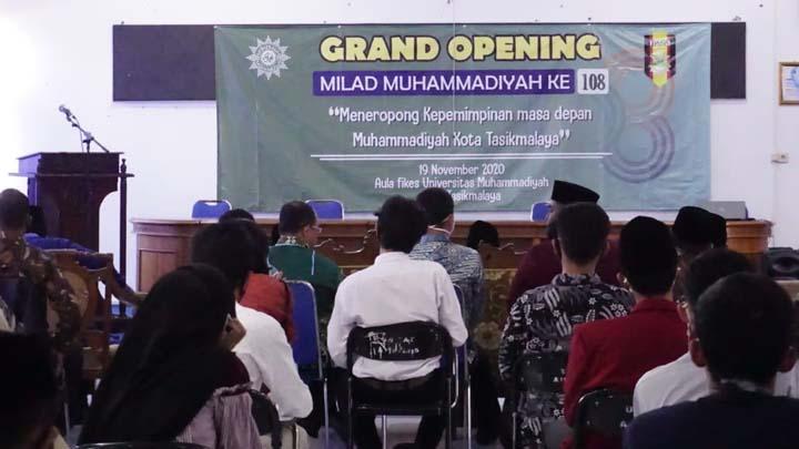 IMM Kota Tasikmalaya Harapkan Muhammadiyah Bisa Miliki Rumah Sakit Sendiri (2)