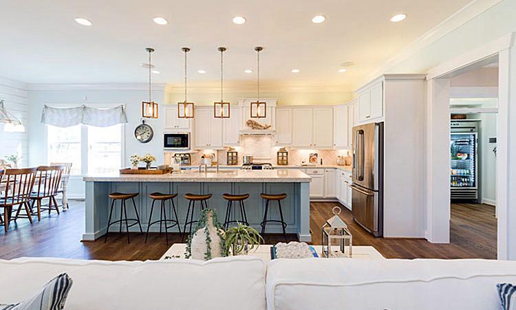 Inspirasi Desain Dapur Modern