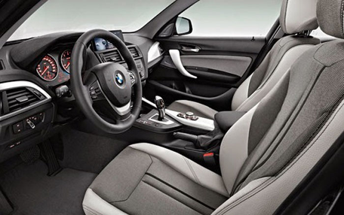 Interior BMW Seri 1