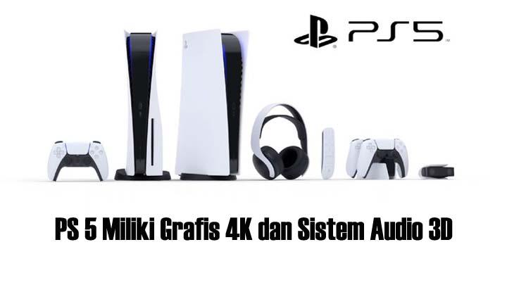 Kabar Gembira , Sony Akan Luncurkan PlayStation 5 Dalam Pekan Depan