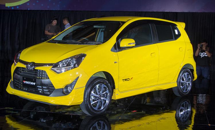 Kejutan Terbaru dari Toyota Indonesia