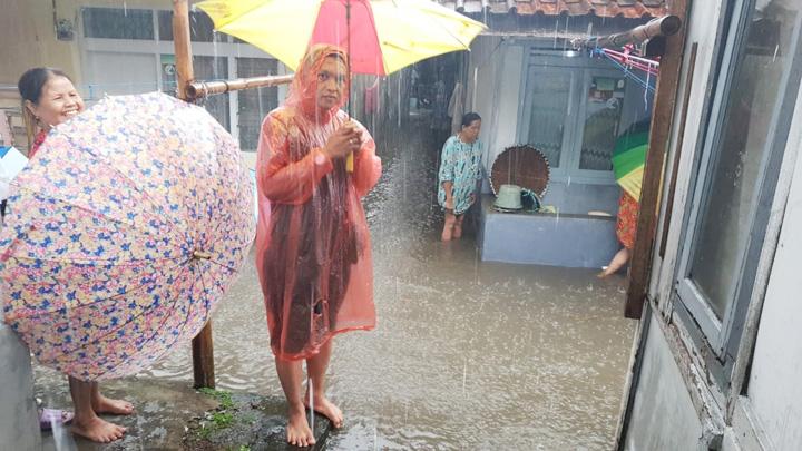 Koropa.co.id - Banjir Kembali Melanda Kota Tasikmalaya (3)