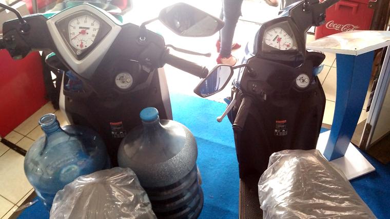 Kredit Motor Yamaha Tanpa Uang Muka