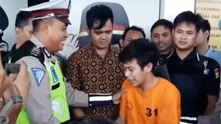 Koropak.co.id - Adi Saputra Diamankan Kepolisian (1)