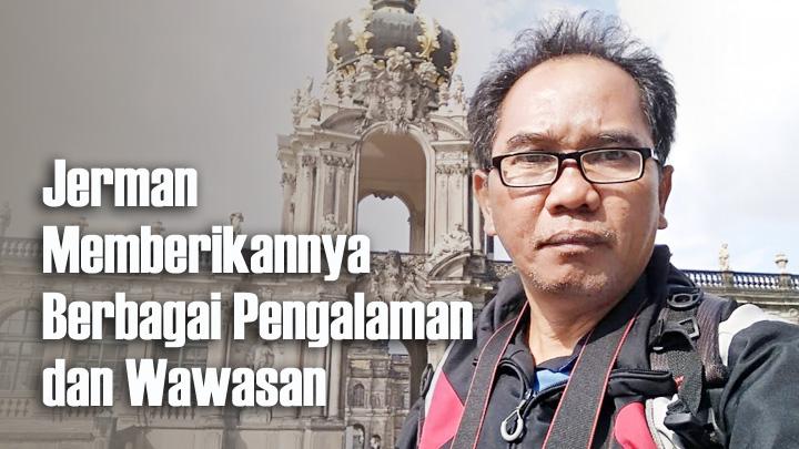 koropak.co.id - Afrudin Achmad, Dari Hobi Menjadi Profesi (2)