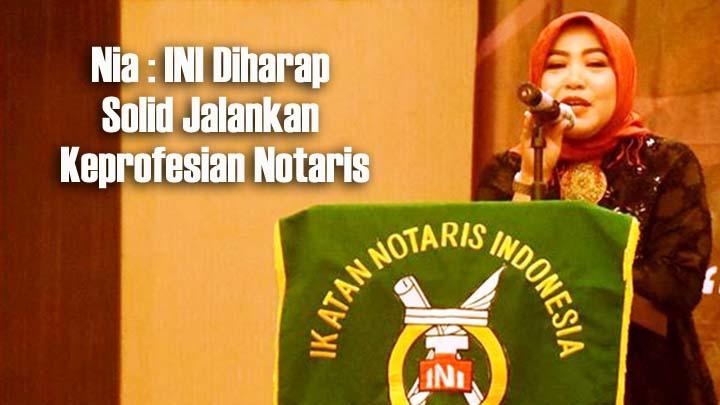 Koropak.co.id - Akhirnya, Pengurus Ikatan Notaris Indonesia Kota Tasikmalaya Dikukuhkan (2)