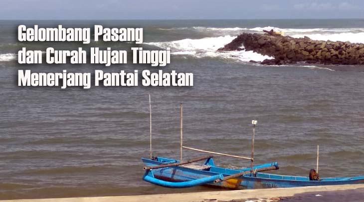 Koropak.co.id - Akibat Gelombang Pasang Para Nelayan Kehilangan Pencaharian