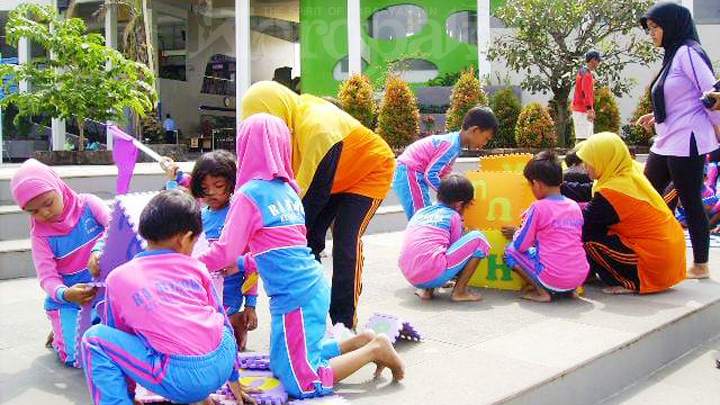Koropak.co.id - Aktif dan Kreatif di Kindergarten Outbound (2)