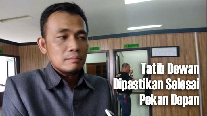 Koropak.co.id - Akui Lambat, DPRD Kabupaten Tasikmalaya Rampungkan Tatib (2)