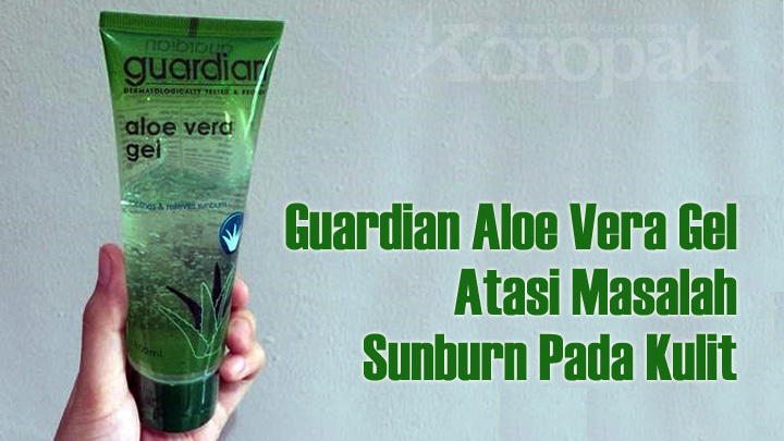 Koropak.co.id - Aloe Vera Gel, Skincare Favorit Millennials (1)