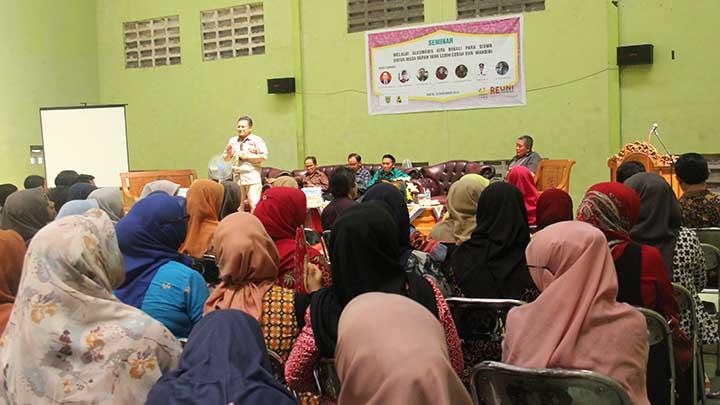 Koropak.co.id - Alumni SMAN 1 Ciamis Galang Komitmen Berkontribusi Bagi Daerah