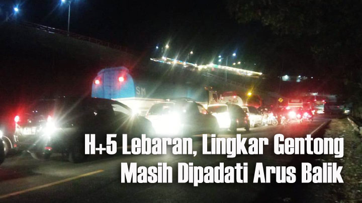 Koropak.co.id - Ambulance Mogok Dalam Kemacetan Gentong (2)