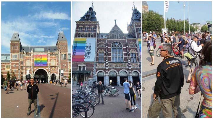 Koropak.co.id - Amsterdam Berikan Sejuta Kenangan Tak Terlupakan