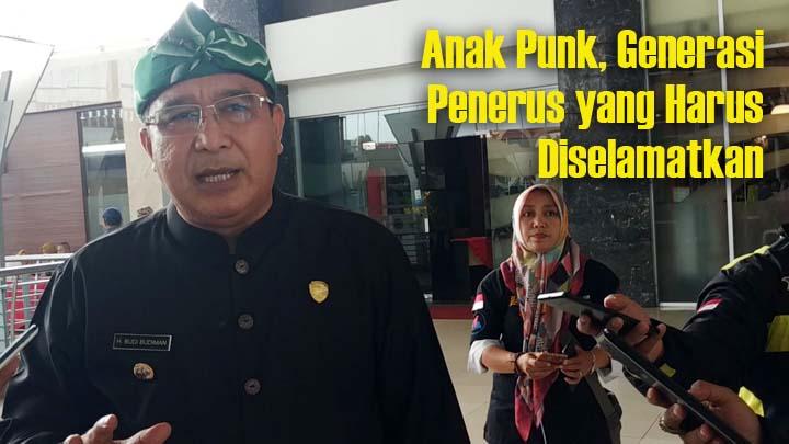 Koropak.co.id - Anak Punk di Tasikmalaya, Generasi Penerus yang Harus Diselamatkan (2)