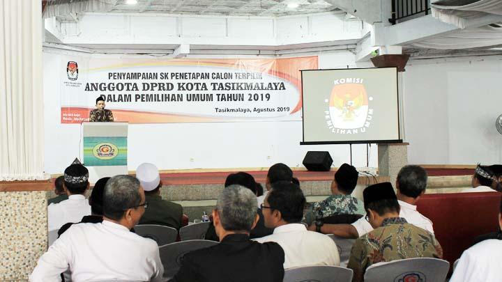 Koropak.co.id - Anggota DPRD Kota Tasikmalaya Baru Harus Bawa Semangat Baru (2)