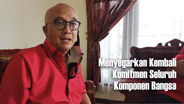 Koropak.co.id - Anggota Komisi VII DPR RI Pertajam Kembali Nilai-Nilai Kebangsaan (1)