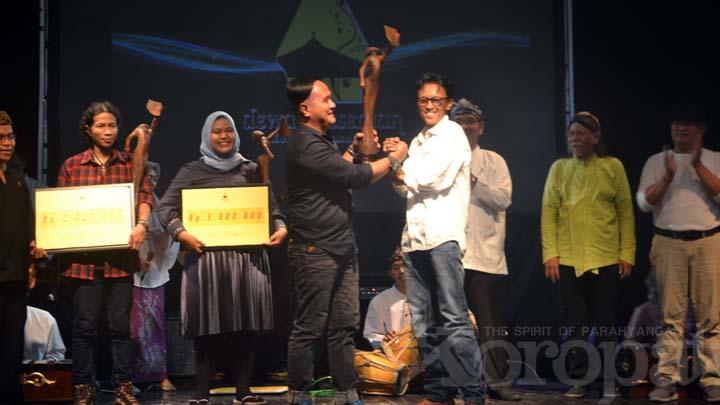 Koropak.co.id - Asah Talenta Jadi Motivasi Ahmad Benyamin Ikuti Lomba Baca Puisi (2)