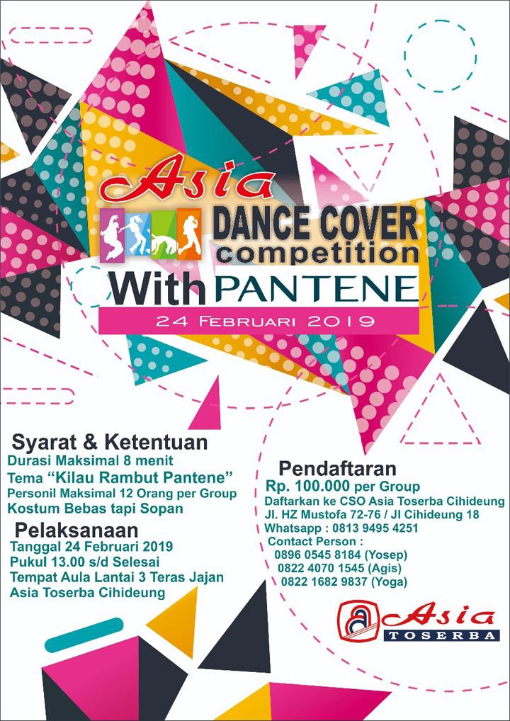Koropak.co.id - Asia Dance Cover Competition Berhadiah Jutaan Rupiah