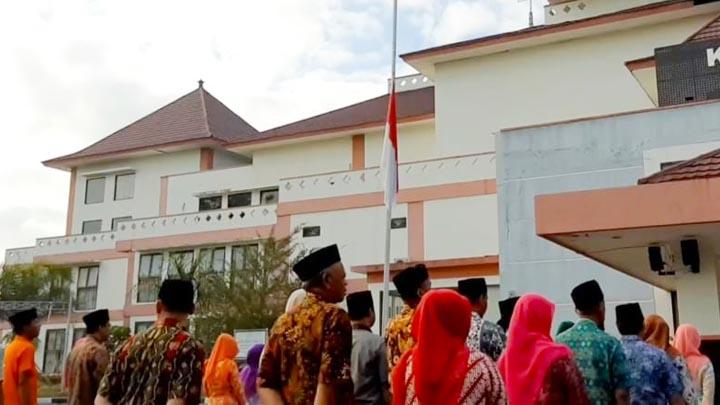 Koropak.co.id - ASN Kabupaten Tasikmalaya Doakan Presiden RI Ke-3 (2)