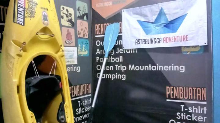 Astrajingga Adventure Rentalkan Alat Pendakian