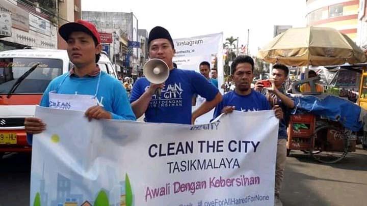 Koropak.co.id - Awali Tahun Dengan Bersih-Bersih Kabupaten Tasikmalaya (2)