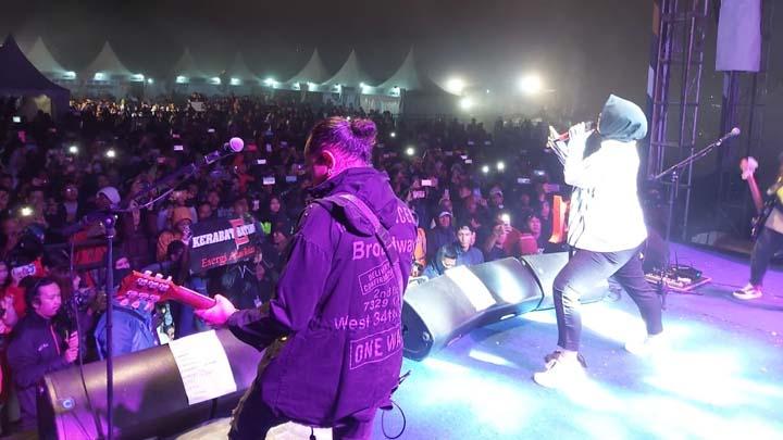 Koropak.co.id - Band Kotak Meriahkan Penutupan MAXI Yamaha Day 2019 (4)