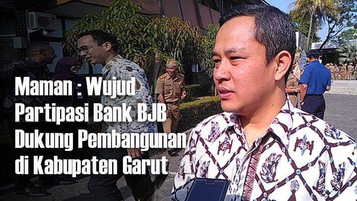 Koropak.co.id - Bank BJB Cabang Garut Serahkan CSR Senilai Rp 240 Juta (2)