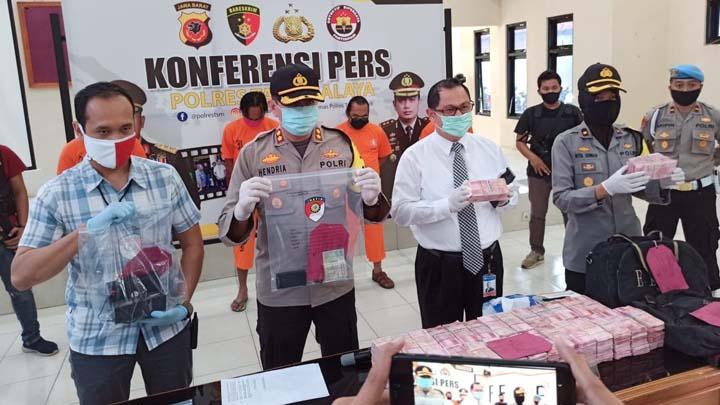 Koropak.co.id - Bank Indonesia Pastikan Uang Lembaran Rp 100 Ribuan, Palsu