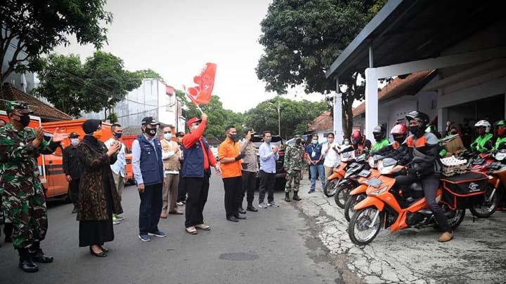 Koropak.co.id - Bansos Tahap II Provinsi Jawa Barat Sudah Mulai Disalurkan Kepada Masyarakat