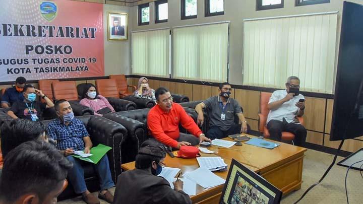 Koropak.co.id - Bantuan Sosial Pemkot Tasikmalaya Untuk 17.590 KK, Cair Dalam Tiga Tahap