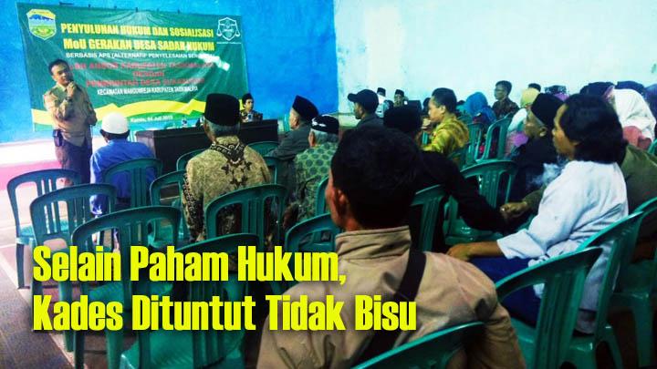Koropak.co.id - Banyak Kepala Desa Tak Paham Aturan Kelola Dana Desa (2)