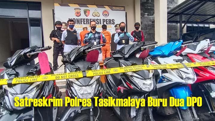 Koropak.co.id - Bebas Asimilasi, Pria Asal Kabupaten Tasikmalaya Kembali Ditangkap Polisi