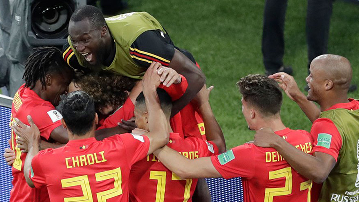 Belgia Terlalu Tangguh untuk Dikalahkan Jepang