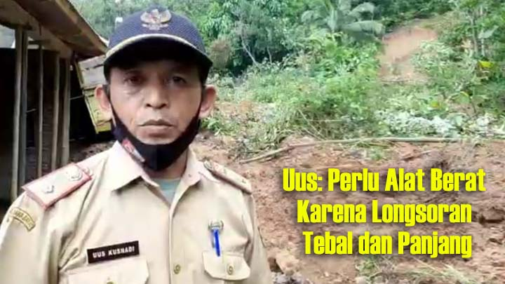 Koropak.co.id - Bencana Banjir dan Longsor di Kabupaten Tasikmalaya, Telan Korban Jiwa (3)