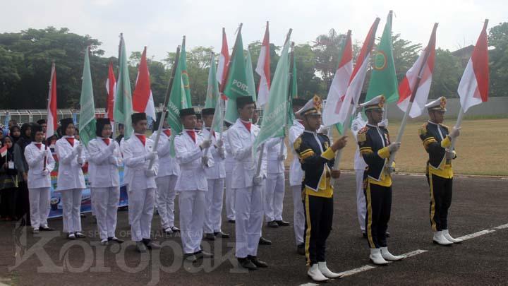 Koropak.co.id - Beradu Kompetensi di Pekan Olahraga dan Sains Santri Jawa Barat (2)