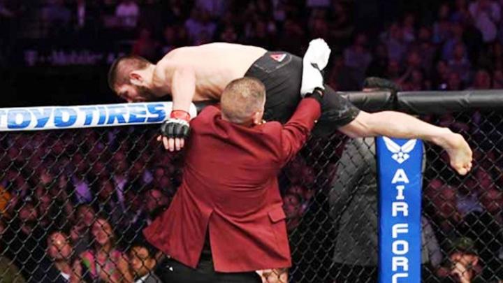 Koropak.co.id - Berakhir Ricuh, Pertandingan UFC 229 Jadi Perbincangan Publik (2)