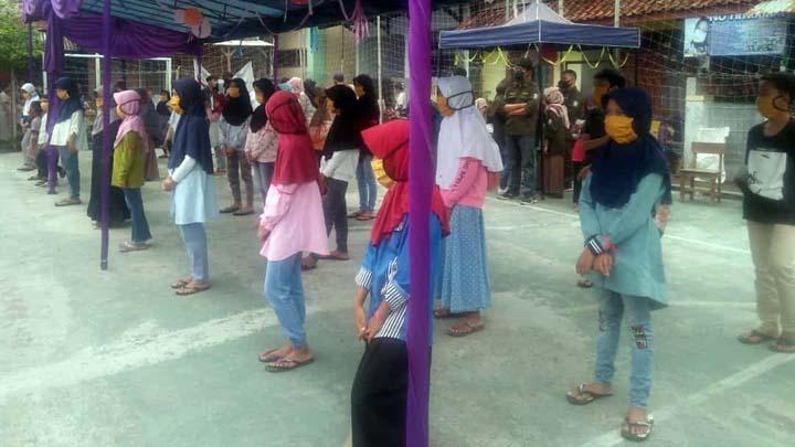 Koropak.co.id - Berbagai Permainan Jadi Sarana Edukasi Bagi Anak Kampung Budak Capetang