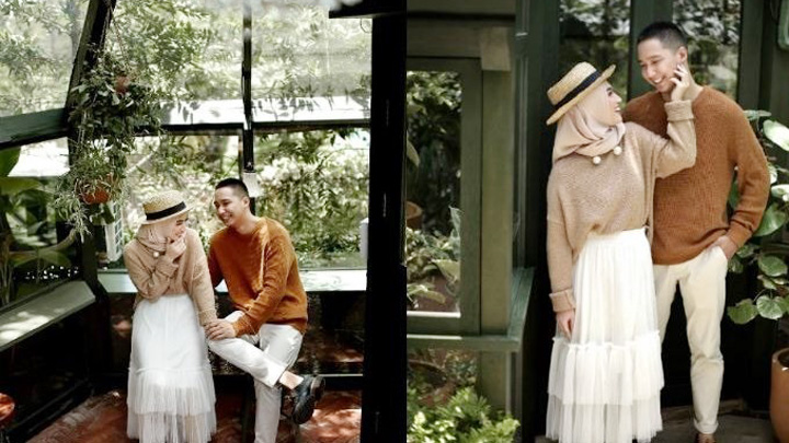 Koropak.co.id - Beredarnya Foto Pre-Wedding Melody Eks JKT48 (2)