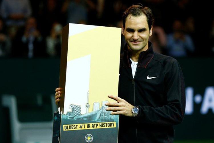 Federer Tumbangkan Robin Hasse di Rotterdam Terbuka