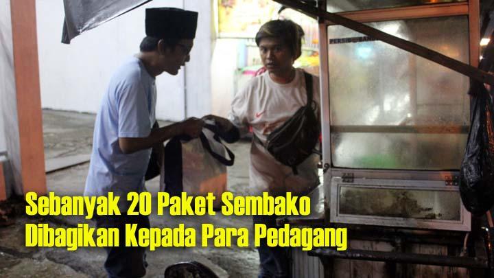 Koropak.co.id - Bersama Duta Laptop, PLN Tasikmalaya Distribusikan Paket Sembako