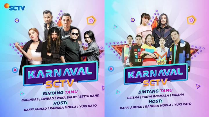 Koropak.co.id - Besok Geisha Siap Menggebrak di Penutup Karnaval SCTV
