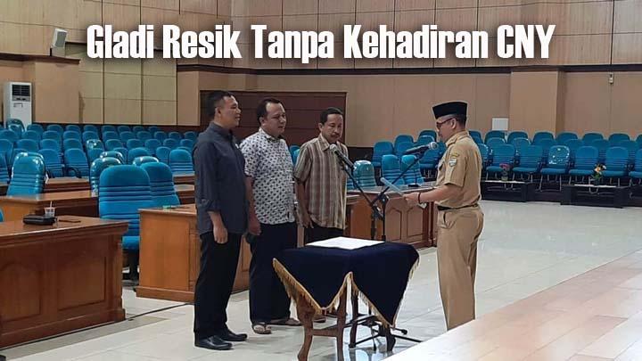 Koropak.co.id - Besok, Pimpinan DPRD Kabupaten Tasikmalaya Definitif Dilantik
