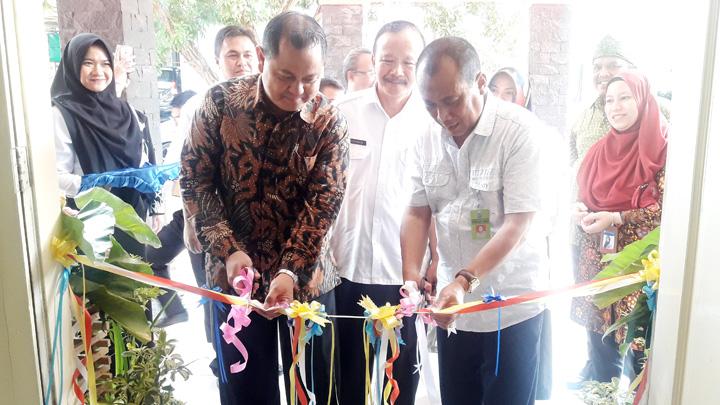 Koropak.co.id - BI Corner Kota Banjar Diresmikan 2
